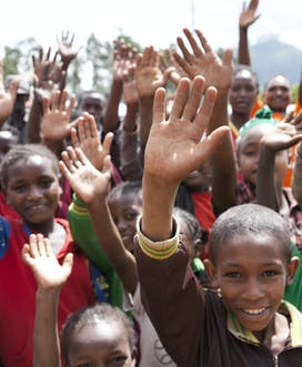 Children In Africa 4