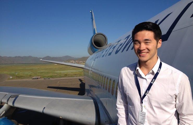 Heroes of Orbis: Dr. Patrick Yang