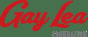 Gay Lea Foundation logo.