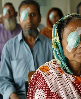 Bangladesh Diabetes Retinopathy Program
