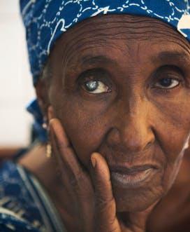 Aissatou cataract Cameroon