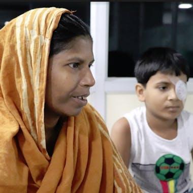 Tanvir And Mum