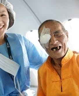 Potential Cover 1 Mongolia Ulaanbaatar 2014 C Bugbee Feh Shagdarsuren Cataract Postop Smile