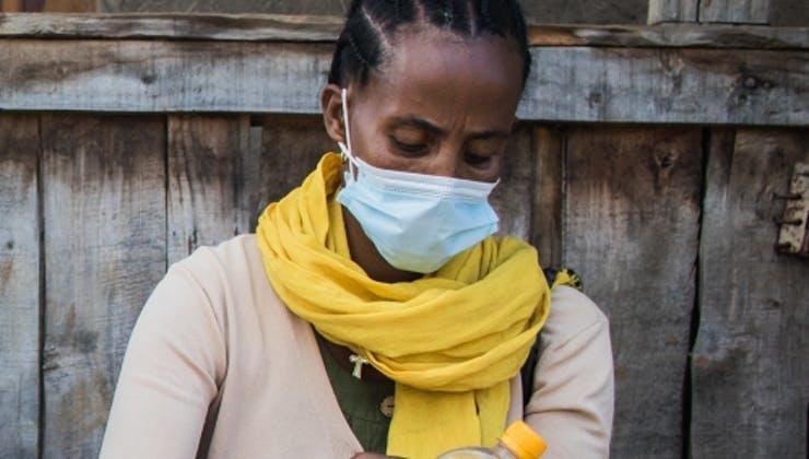 Bekelech - Health Worker, Ethiopia