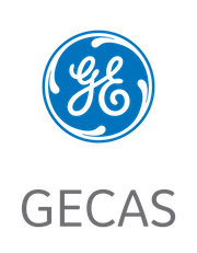 GECAS logo.