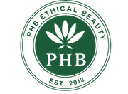 PHB Ethical Beauty / OneLove Foundation logo.