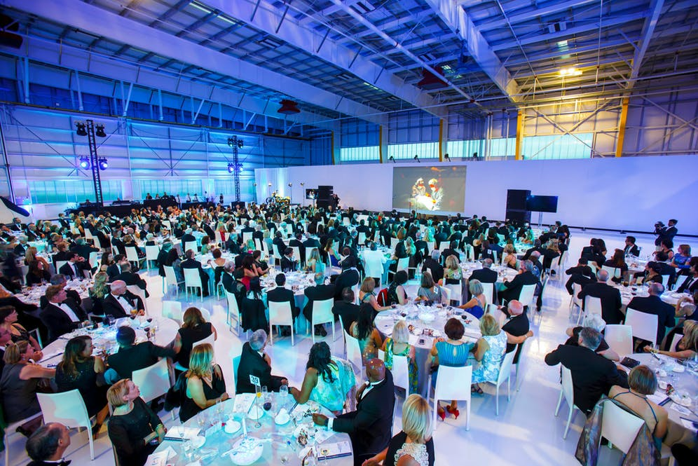 Orbis international gala 2018.