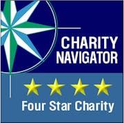 Charity Navigator logo.