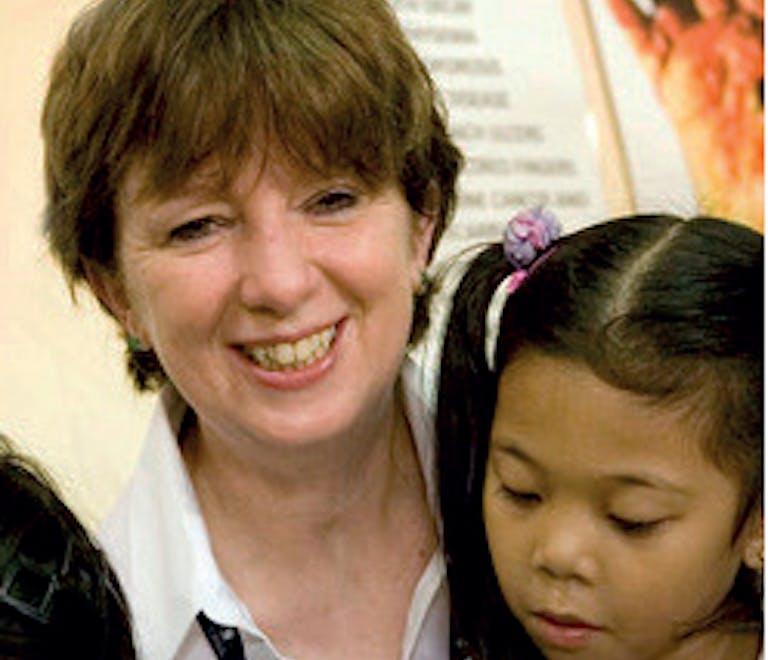 Ann-Marie Ablett, nurse