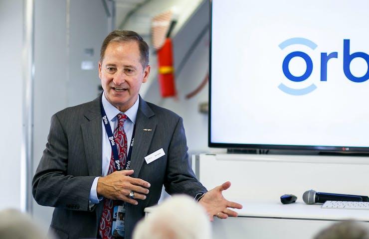 CEO Bob Ranck.