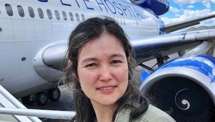 Dr. Shamsiya Murat - Pediatric Ophthalmologist, Mongolia
