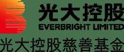 中國光大控股慈善基金 logo.
