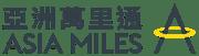 Asia Miles logo.