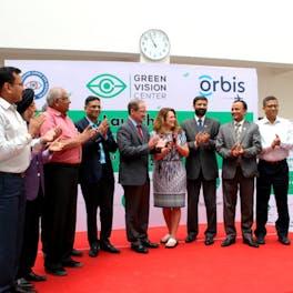 Orbis CEO, Bob Ranck launches the initiative