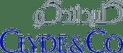 Clyde & Co logo.
