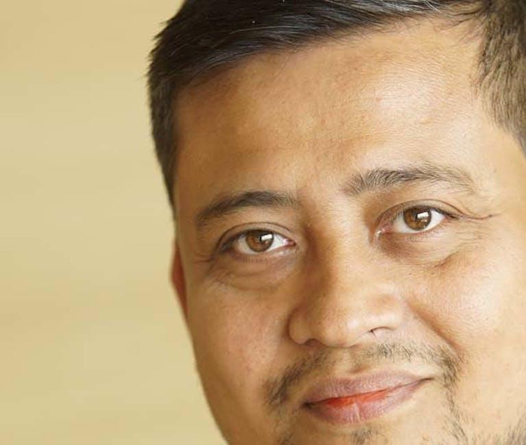 Eye health hero Dr. Rishi Raj Borah