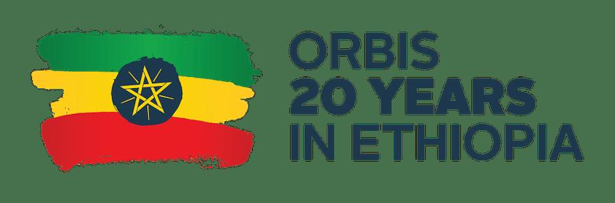 20 years in Ethiopia logo