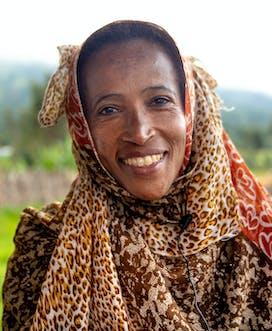 Orbis Ethiopia Martin Kharumwa 422 Bekelech Health Extension Worker
