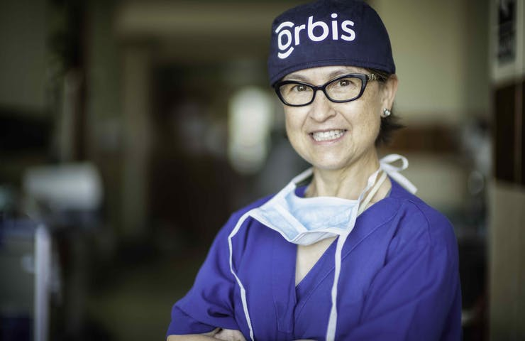 Heroes of Orbis: Dr. Laura Wayman M.D.