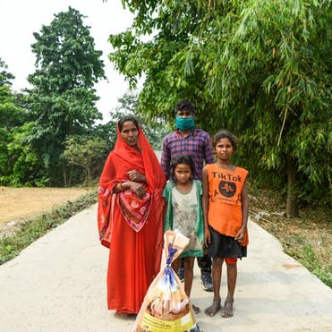 Akhand Jyoti hospital in Bihar, India, aims to deliver 100,000 food packages in 100 days to those who are suffering the most