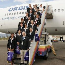 Orbis Flying Eye Hospital Project Jamaica 2006
