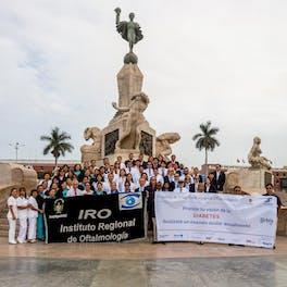 Flying Eye Hospital program in Peru.
