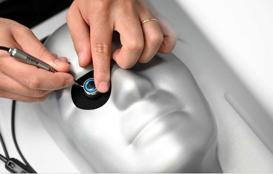 Eyesi Flying Eye Hospital On Board Simulator