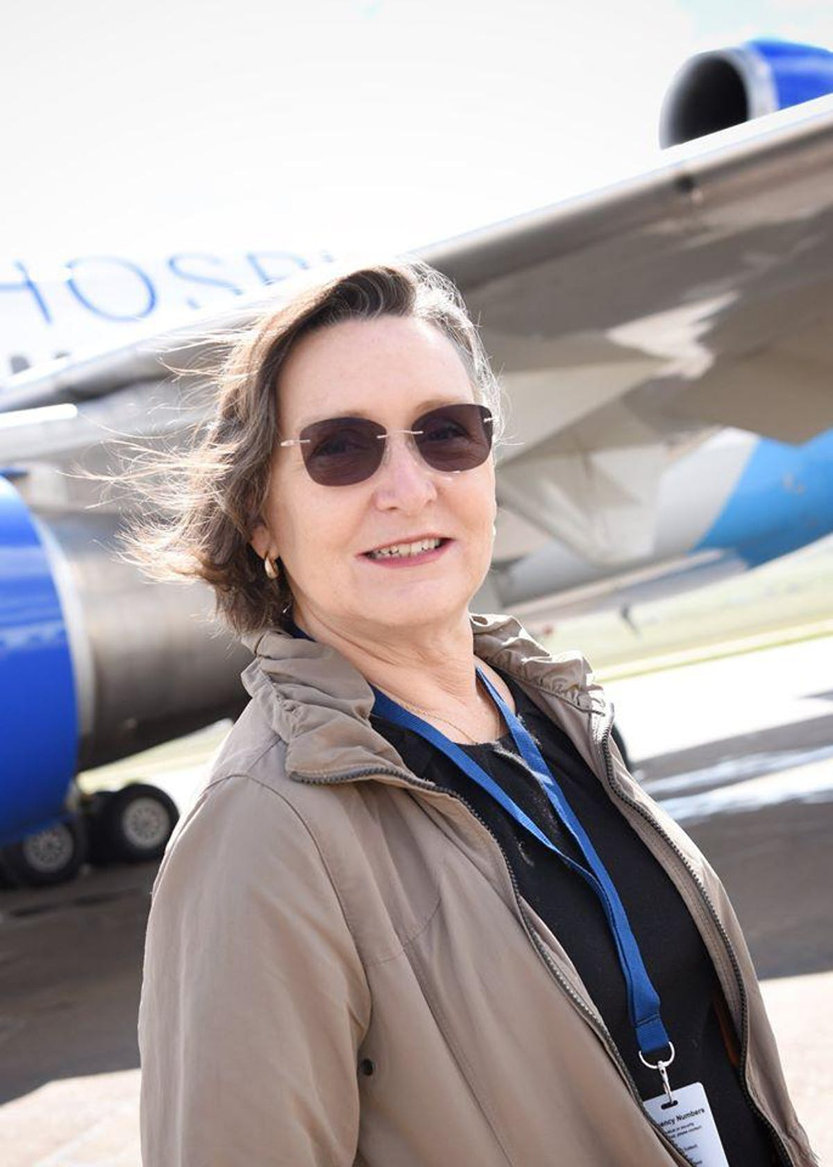 Dr. Mary O'Hara is a pediatric ophthalmologist at UC Davis, Sacramento, and a member of Orbis Volunteer Faculty