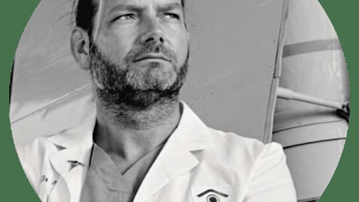 Volunteer Faculty Dr. Daniel Neely is Senior Medical Consultant for Orbis Cybersight