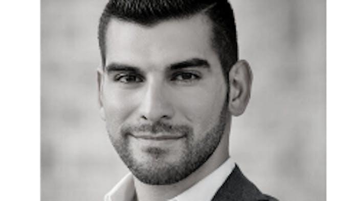 Dr Milad Modabber headshot