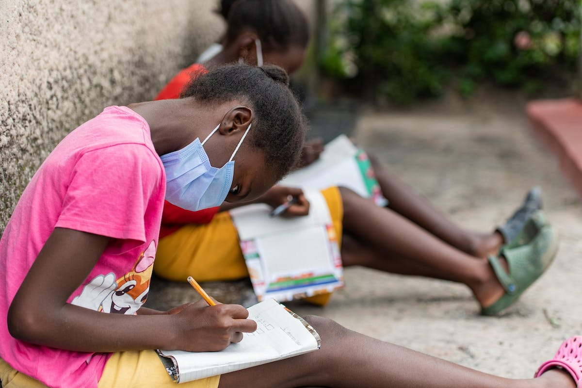 Shekaina Mildith and Stephanie can now study and reach their full potential since having their sight saving surgery
